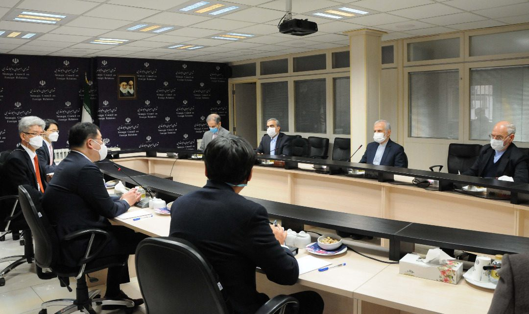 Dr. Kharrazi in meeting with Deputy Foreign Minister of South Korea: A different future awaiting Iran-South Korea relations