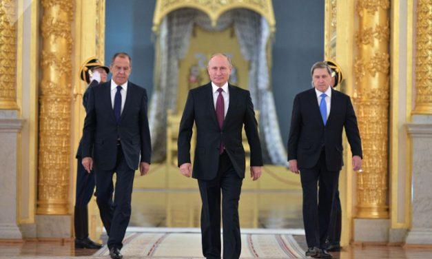 اولویتهای سیاست خارجی روسیه در سال 2021