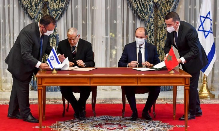 Normalization of Morocco's Relations with Zionist Regime; Turning Israel into a Security Threat to Algeria