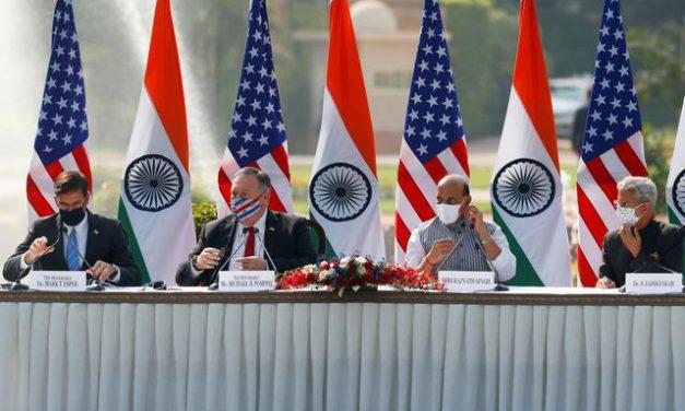 فرصتها و چالشهای روابط راهبردی هند -آمریکا