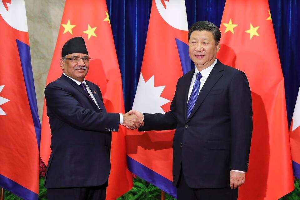 نفوذ فزاینده چین در جنوب آسیا