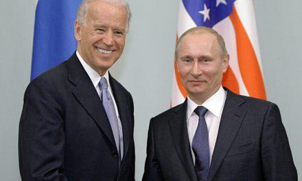 چشمانداز رقابت راهبردی روسیه – آمریکا در دوره بایدن