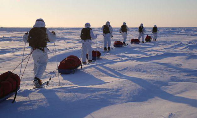 رسانه ها ؛ فعال شدن شبکههای دفاعی در قطب شمال و…