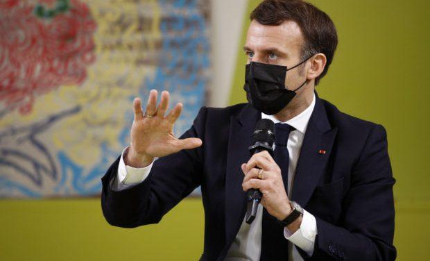 آرزو و تلاش مکرون برای بازسازی روابط آمریکا-اروپا