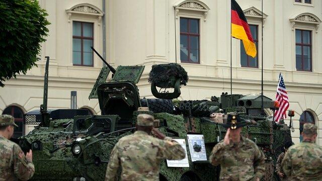 بازنگری بایدن در خروج نیروهای نظامی آمریکا از آلمان