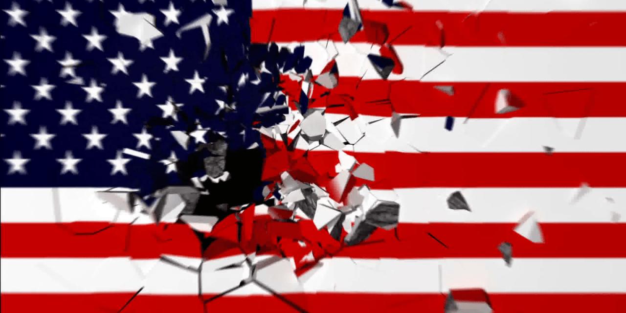 افول قدرت جهانی آمریکا