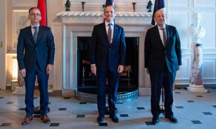 آلمان، فرانسه و انگلیس کانال بایدن برای احیای روابط فراآتلانتیک