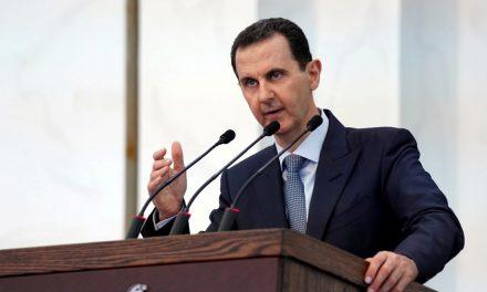 راهبرد دولت بایدن در قبال سوریه