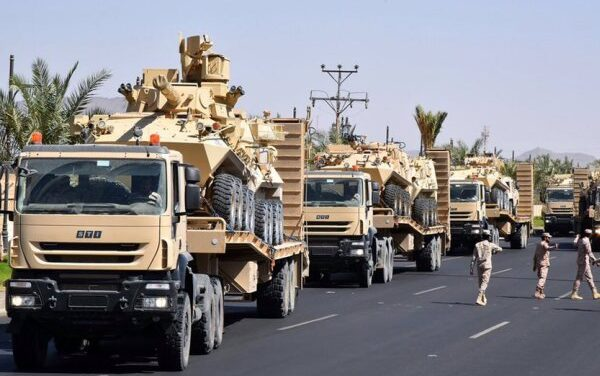Reasons for Reduced Western Arms Support for Saudi Arabia
