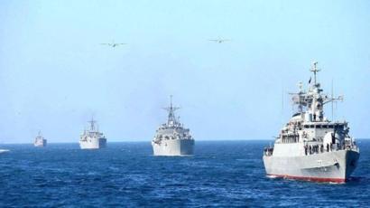 رسانهها: آغاز رزمایش دریایی مشترک ایران و روسیه و…