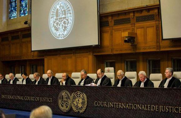 Effectiveness of Declaring Jurisdiction of Intl. Criminal Court to Deal with Crimes in Occupied Territories?