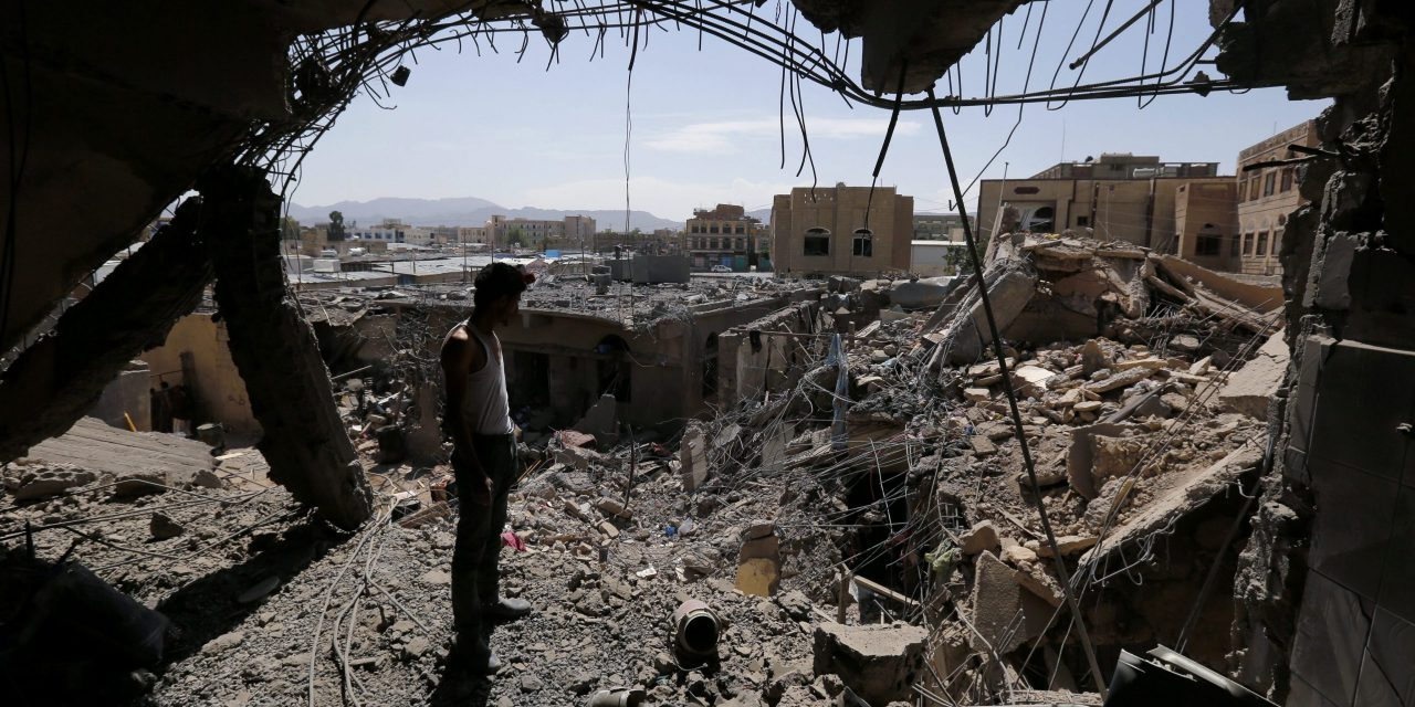 Importance, Necessity of Ending Yemen War; Responsibility of UN Security Council