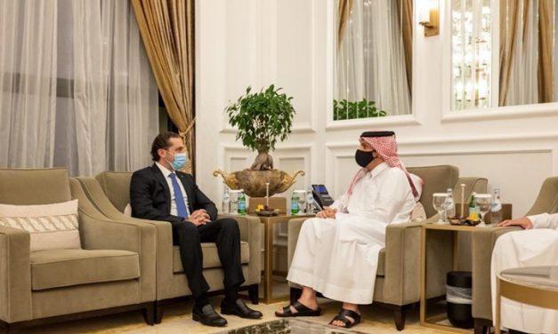 سفر حریری به قطر؛ نشانهای از کاهش نقش عربستان در لبنان