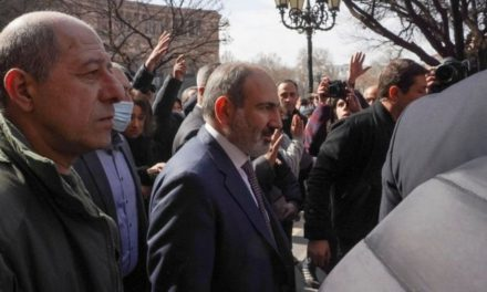 Political Developments in Armenia and Role of Foreign Powers