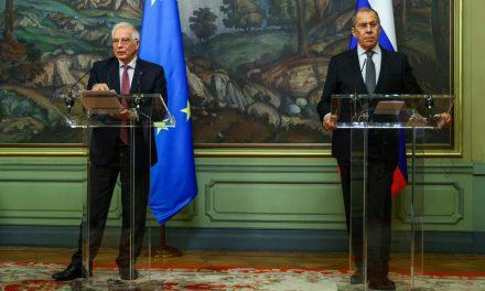 روابط با اروپا اولویت روسیه؛ علیرغم رویکرد خصمانه اروپا