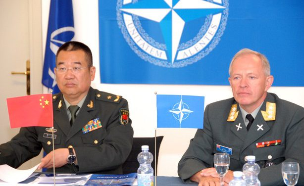 Perspective of relations of China with Europe and NATO