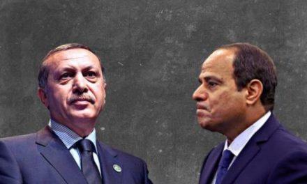 راهبرد ترکیه در قبال مصر