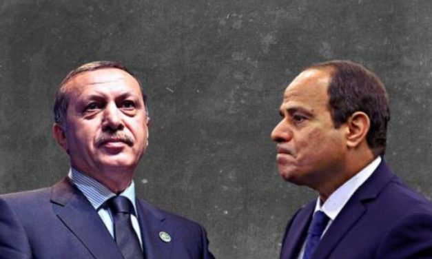 Turkey's strategy towards Egypt
