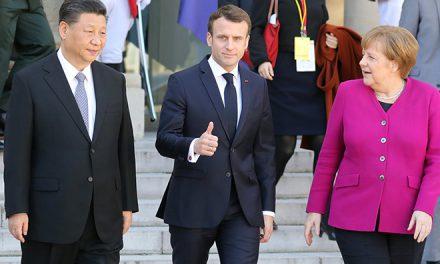چالش چین برای اتحادیه اروپا