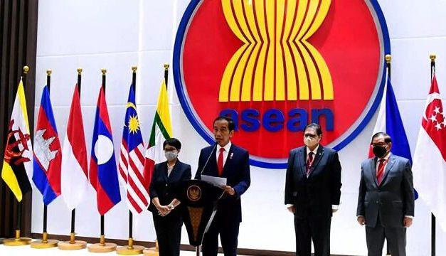 رسانهها؛توافق آ.سه.آن و کودتاچیان میانمار و…