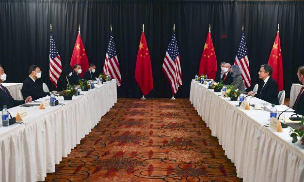 تلاش آمریکا و اروپا برای ائتلاف علیه چین