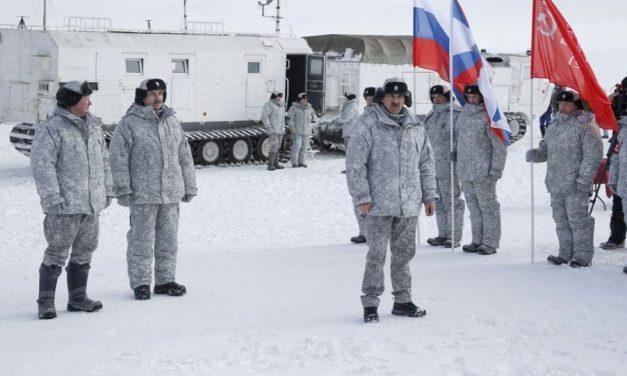 رسانه ها؛ خیز روسیه برای تحکیم موقعیت در قطب شمال و…