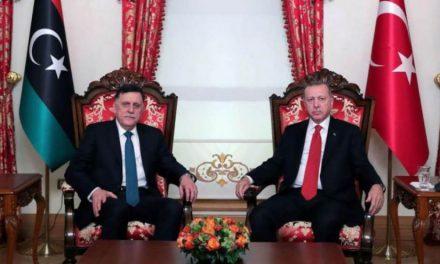 اهمیت راهبردی تحولات لیبی برای ترکیه و یونان
