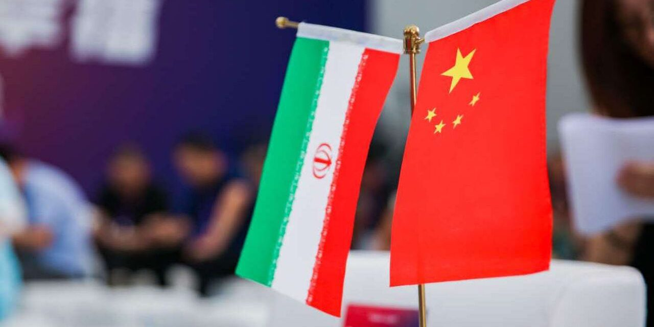 Opportunity for Technological Development in Iran-China Strategic Cooperation