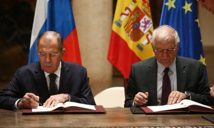 راهبرد ترکیبی اتحادیه اروپا در قبال روسیه