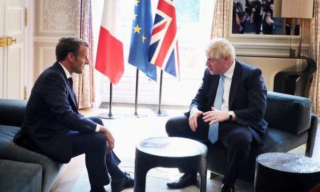 نقش فرانسه و انگلیس در تامین امنیت هند و اقیانوسیه