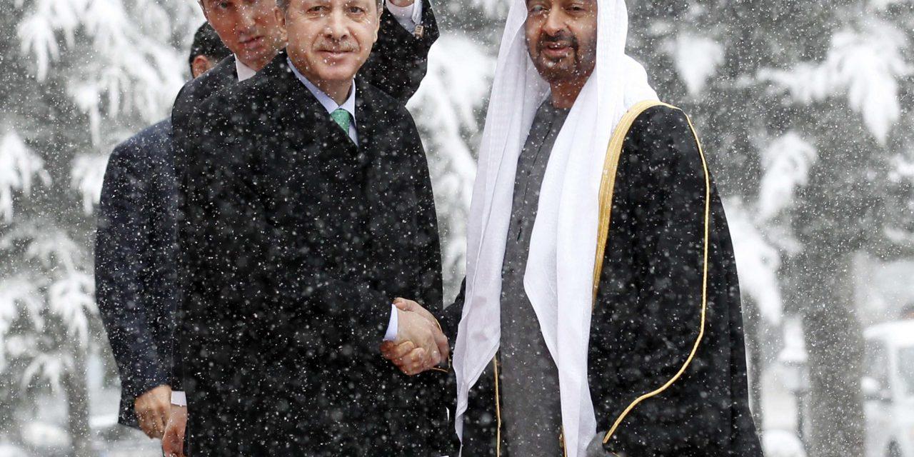 استیصال اروپا در برابر پیامدهای رقابت ترکیه – امارات