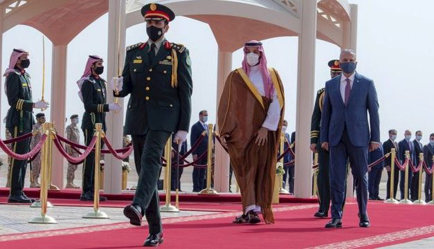 Dimensions and consequences of the Iraqi Prime Minister visit to Saudi Arabia