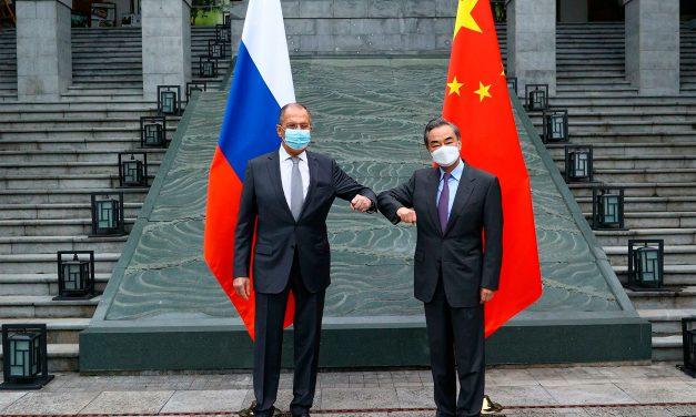 فشار آمریکا، انگیزهای برای تحکیم بیشتر مناسبات روابط چین-روسیه