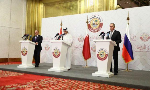 سیاست روسیه در قبال کشورهای منطقه خلیجفارس