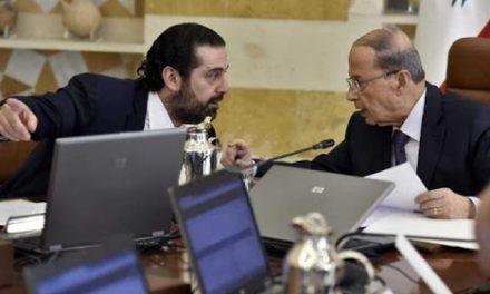 دلایل عدم تشکیل کابینه در لبنان