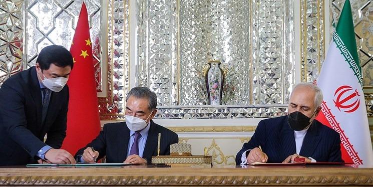 توافق جامع راهبردی ایران و چین الگویی برای باشگاه کشورهای تحریمستیز