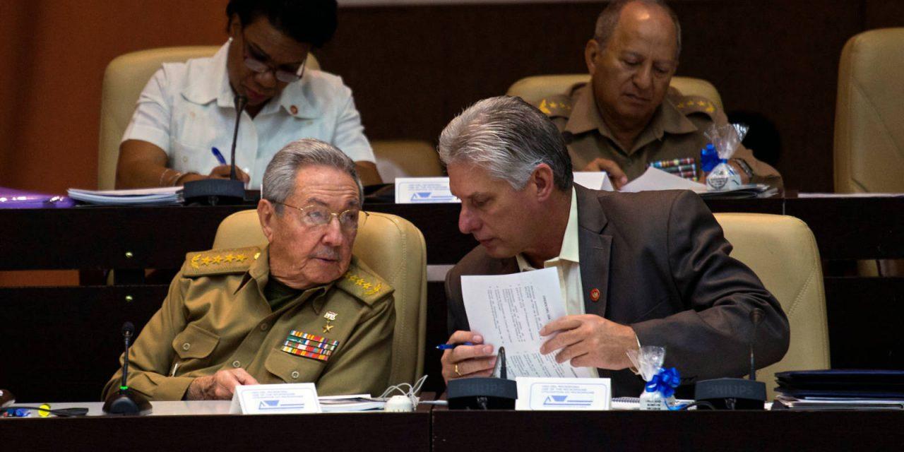 تحولات کوبا، انتقال آرام قدرت در راستای تداوم مشی انقلاب