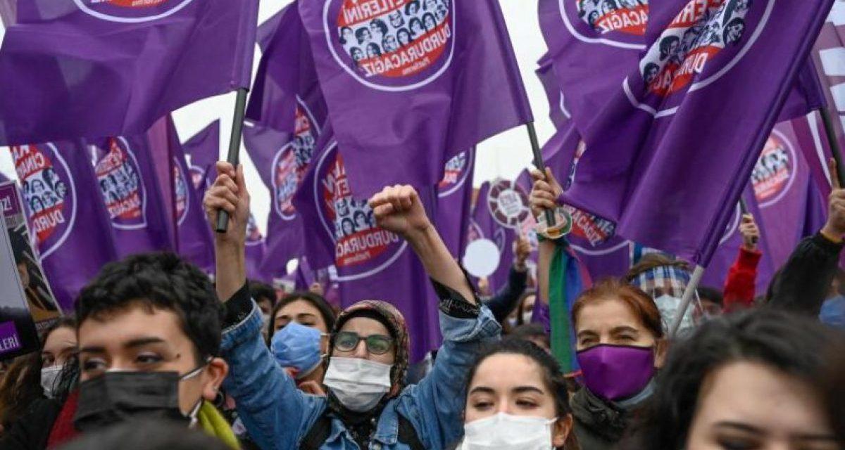 چرایی خروج ترکیه از کنوانسیون استانبول و پیامدهای آن