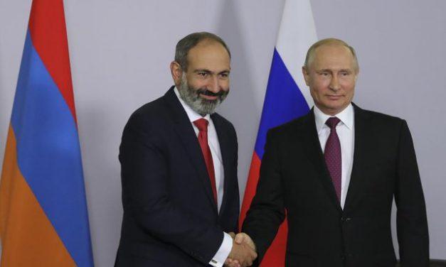 روسیه از چه کسی در انتخابات پیش رو در ارمنستان حمایت خواهد کرد؟