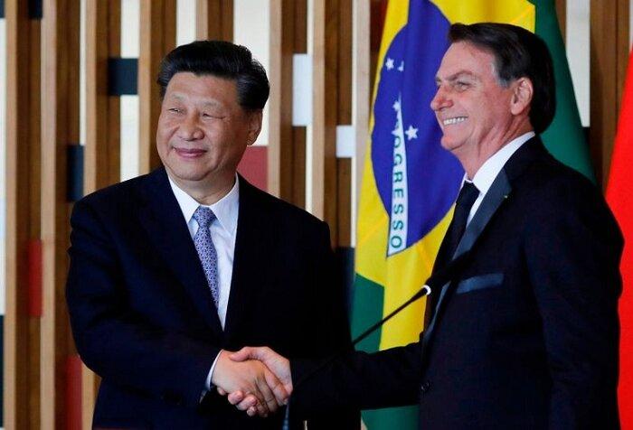 برزیل و چین؛ از شراکت تجاری تا اتحاد راهبردی