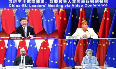 پیامدهای تقویت روابط فراآتلانتیکی بر روابط اتحادیه اروپا و چین