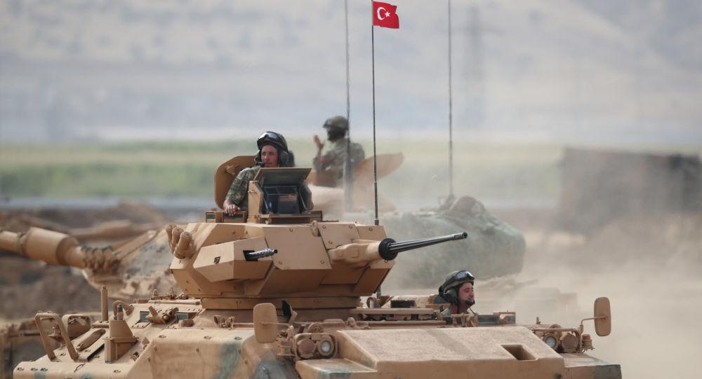 اهداف راهبردی ترکیه از مداخله نظامی در شمال عراق