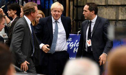 Boris Johnson's Problem on Scotland