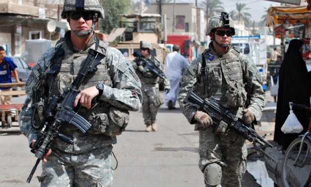 Consequences of destabilizing US presence in Iraq