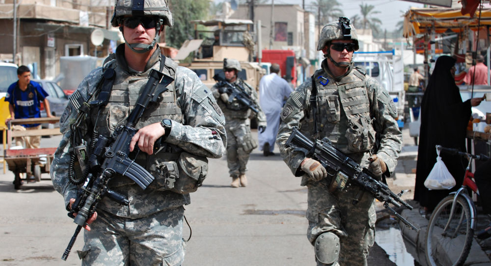 پیامدهای حضور بیثباتکننده آمریکا در عراق