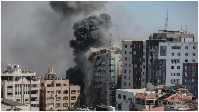 اهداف اسرائیل از حمله هوایی به مراکز رسانهای