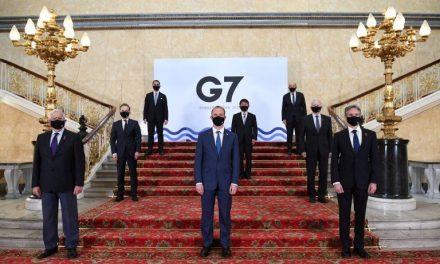 G-7 Statement, An instrument for Psychological warfare at world range