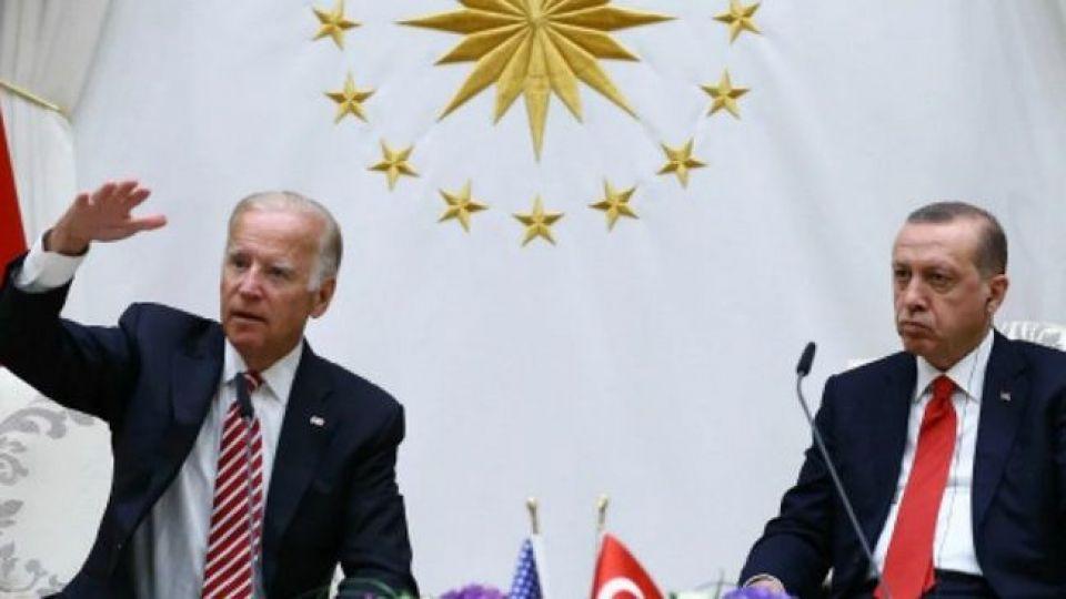 سمتوسوی روابط ترکیه با آمریکای بایدن