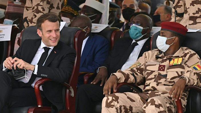 مرگ ادریس دبی؛ پیامد سیاست خارجی اشتباه فرانسه در لیبی