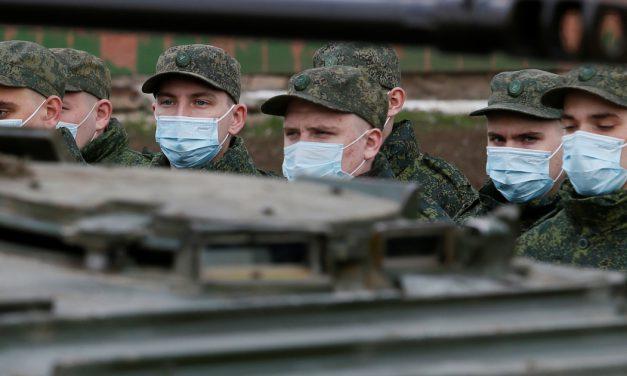 اهداف روسیه از تحرکات نظامی در مرز اوکراین